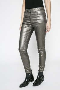 Srebrne spodnie Guess by Marciano