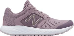 Fioletowe buty sportowe New Balance w sportowym stylu