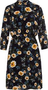 Sukienka More & More w stylu casual koszulowa mini