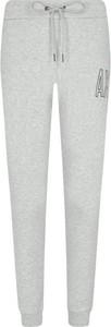 Spodnie sportowe Armani Jeans z dresówki w sportowym stylu