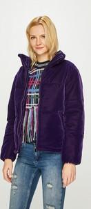 Fioletowa kurtka Liu-Jo w stylu casual