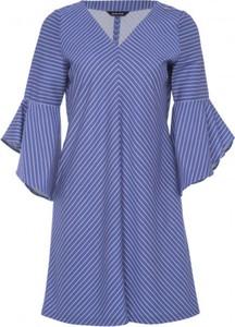 Sukienka Look made with love z długim rękawem