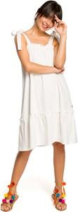 Sukienka BeWear na ramiączkach