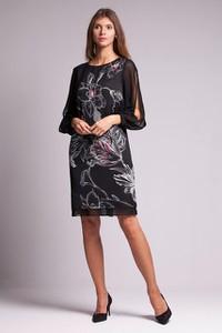 Czarna sukienka Risca