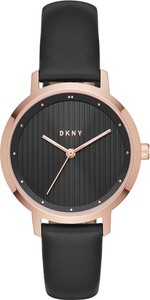 Zegarek DKNY - The Modernist NY2641 Black/Rose Gold