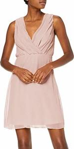 Sukienka amazon.de bez rękawów mini