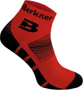 Czerwone skarpetki Berkner