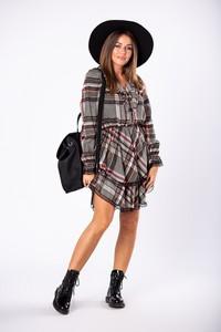 Sukienka Ptakmoda.com mini w stylu casual