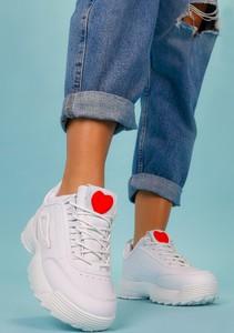 Buty sportowe Casu z płaską podeszwą