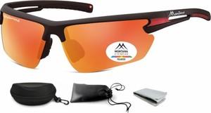 Stylion Sportowe okulary lustrzane z Polaryzacją MONTANA SP305B