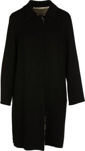 Czarny płaszcz Seventy