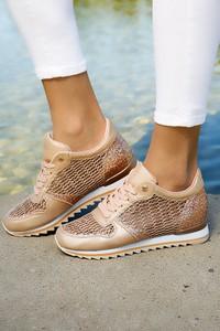 5b29258a0e3c0a buty letnie damskie na koturnie - stylowo i modnie z Allani