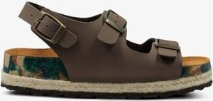 Buty dziecięce letnie Paez z klamrami