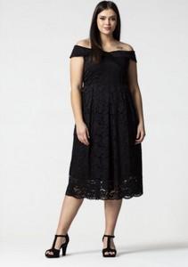 9a254bb97b sukienka mała czarna - stylowo i modnie z Allani