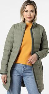 Zielony płaszcz Derbe w stylu casual