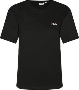 T-shirt Fila w stylu casual z krótkim rękawem