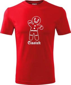 T-shirt TopKoszulki.pl z krótkim rękawem w młodzieżowym stylu z bawełny