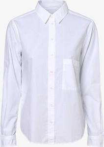 Koszula Hugo Boss z kołnierzykiem z długim rękawem