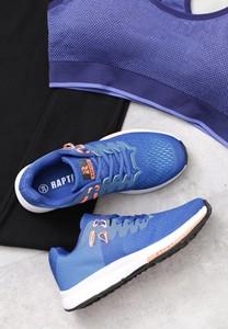 Buty sportowe born2be sznurowane na platformie