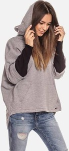 Bluza Bien Fashion z dresówki krótka w sportowym stylu