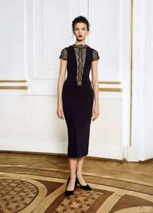 Czarna sukienka Izabela Lapinska