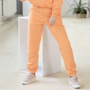 Pomarańczowe spodnie Dreskod