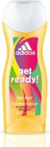 Adidas, Get Ready! For Her, żel pod prysznic, 250 ml