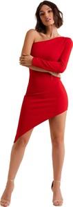 Sukienka Ivon bez rękawów hiszpanka dopasowana