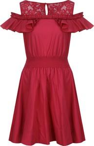 Sukienka Pinko rozkloszowana mini