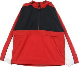 Czerwona kurtka Carhartt WIP krótka