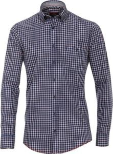 Koszula Casamoda z kołnierzykiem button down z tkaniny