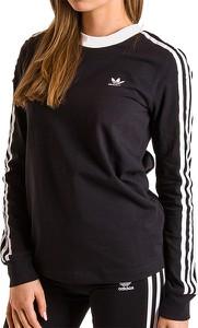 T-shirt Adidas z żakardu