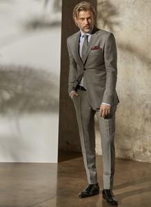 Spodnie Pako Lorente z tkaniny