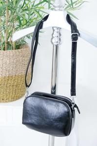 Czarna torebka Olika na ramię