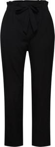 Czarne spodnie Noisy May z bawełny