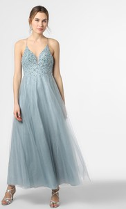 Niebieska sukienka Laona na ramiączkach