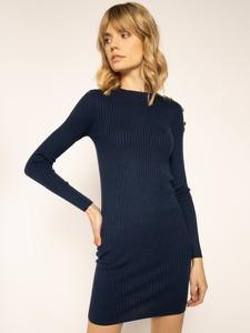 Sukienka Patrizia Pepe dopasowana mini w stylu casual