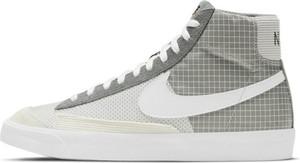Buty męskie Nike Blazer Mid'77 Patch - Szary