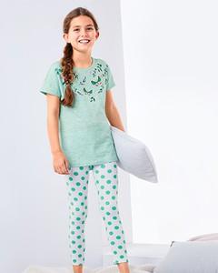8d141d0aacc58b Niebieskie piżamy dziecięce Tchibo, kolekcja zima 2019