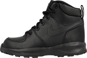 Buty dziecięce zimowe Nike ze skóry