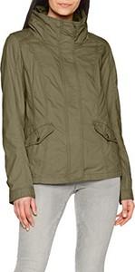 Brązowa kurtka amazon.de w stylu casual