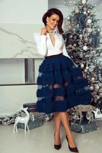 Spódnica Emo Sukienki midi