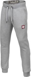 Spodnie sportowe Pit Bull z bawełny