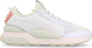 Buty sportowe Puma sznurowane w sportowym stylu z płaską podeszwą