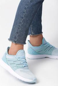 Born2be jasnoniebieskie buty sportowe blossom spring