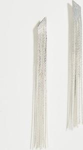 Mohito - Długie kolczyki - Srebrny