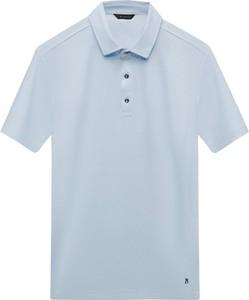 T-shirt Borgio w stylu casual z krótkim rękawem