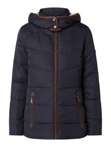 Granatowa kurtka Ralph Lauren w stylu casual krótka