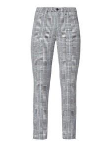 Spodnie Brax w stylu klasycznym z bawełny