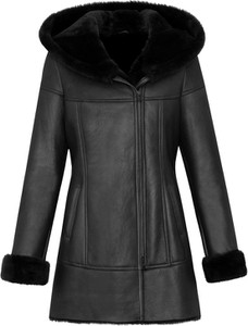 Czarny płaszcz V.rooka